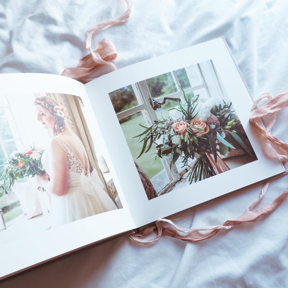 Wedding photo book tips