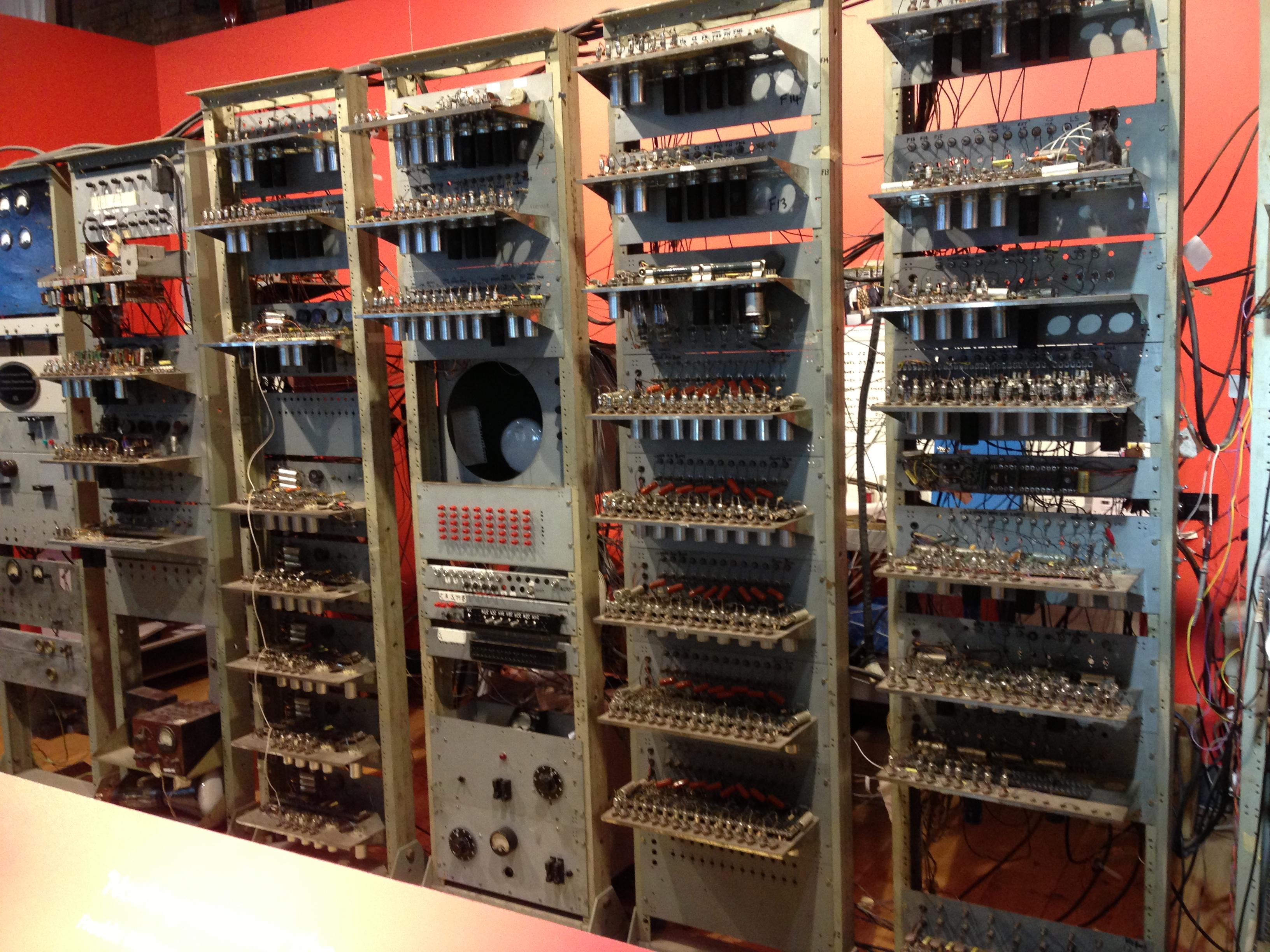 MOSI early computer