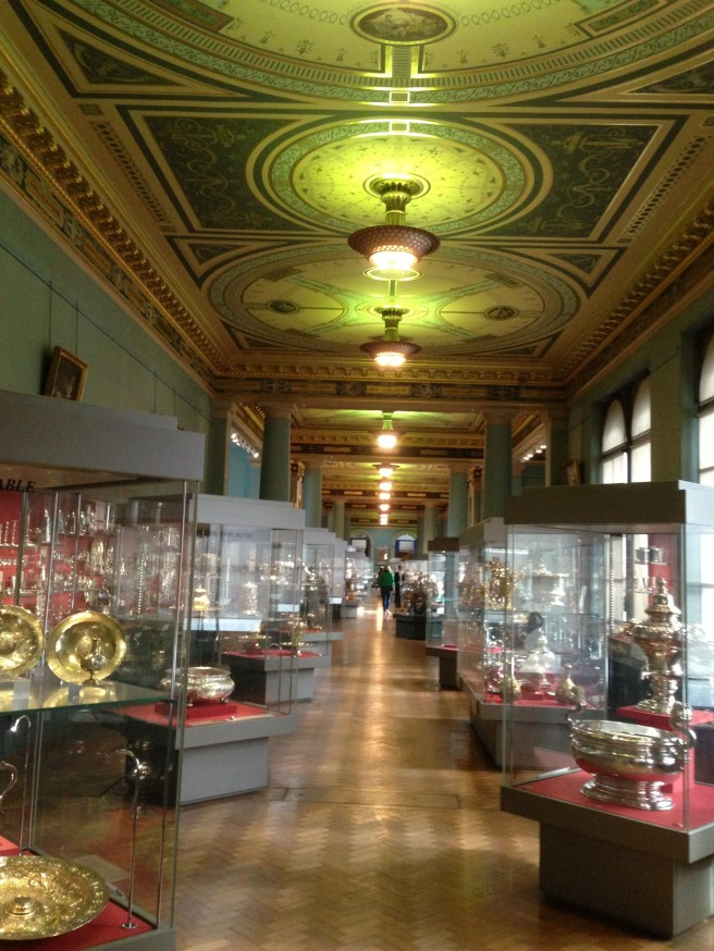 V&A gold and silver