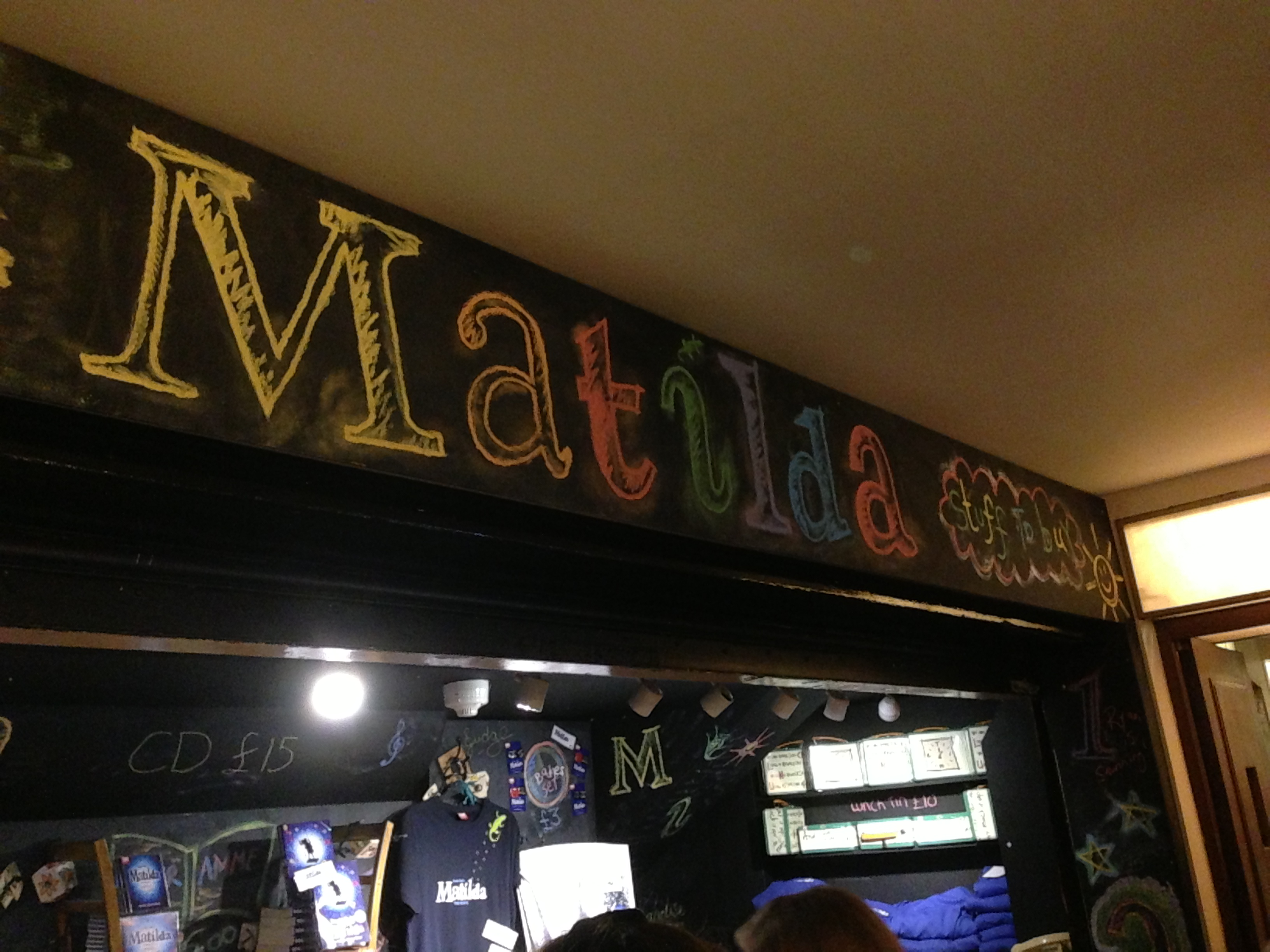 Matilda London