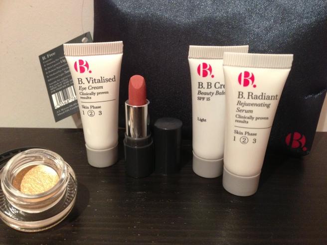 B. premium cosmetics