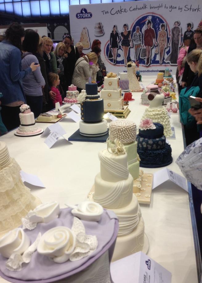 Cake Catwalk