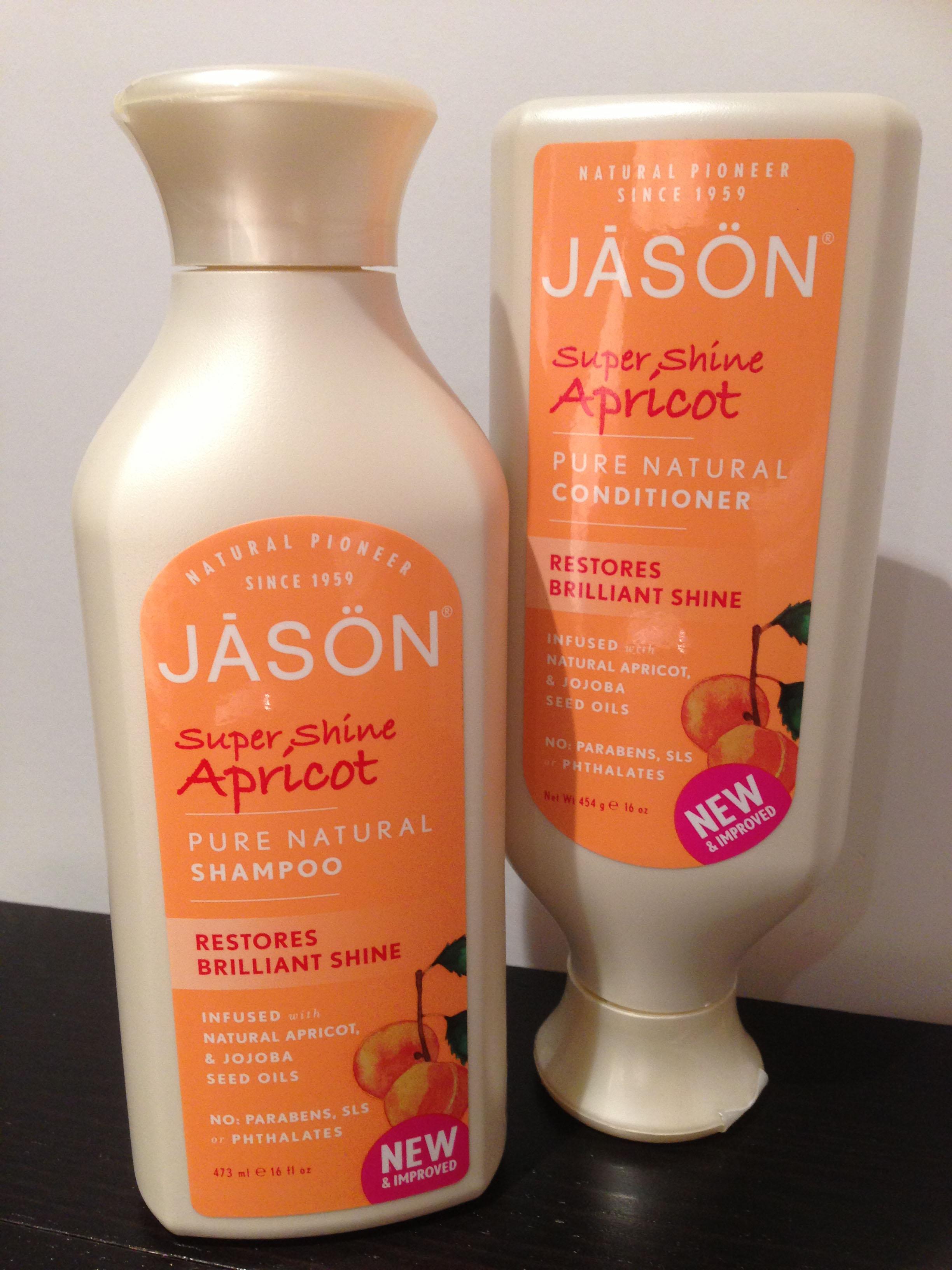 Jason Apricot shamppo