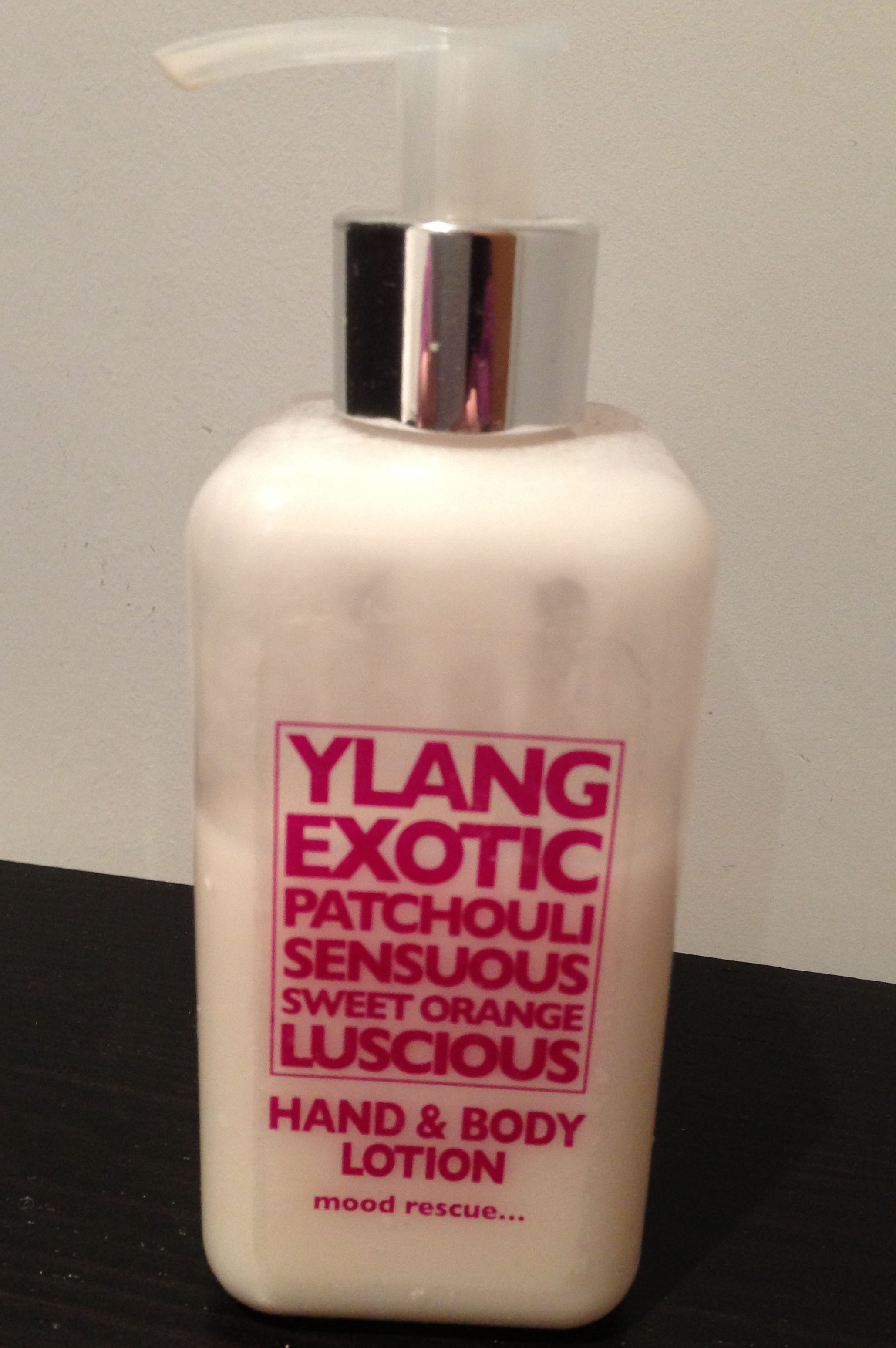 M&S Ylang hand cream