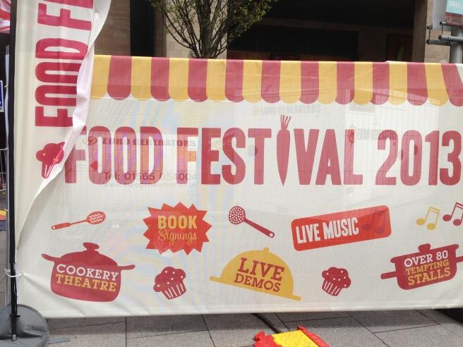 Manchester food festival