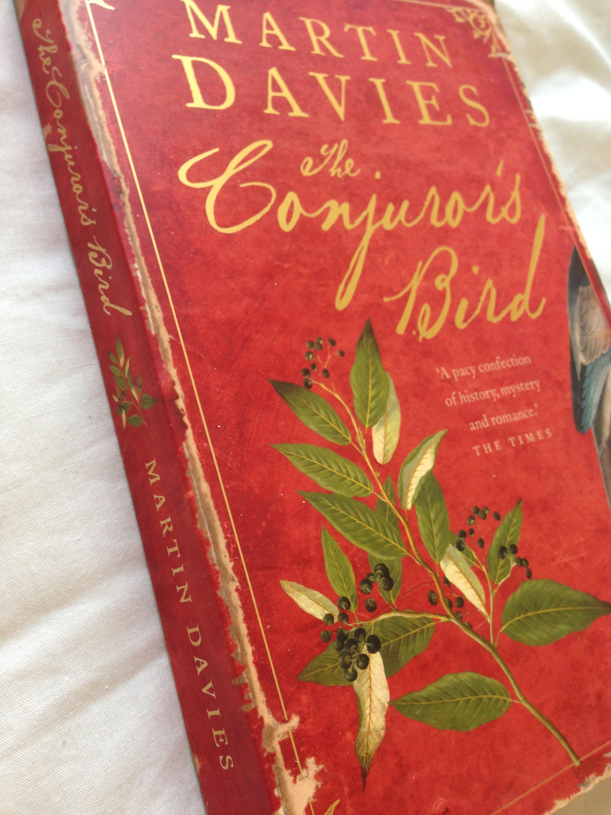 The Conjuror's Bird book