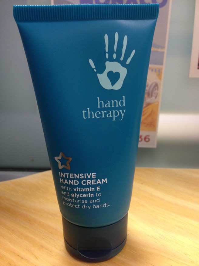 Superdrug hand therapy