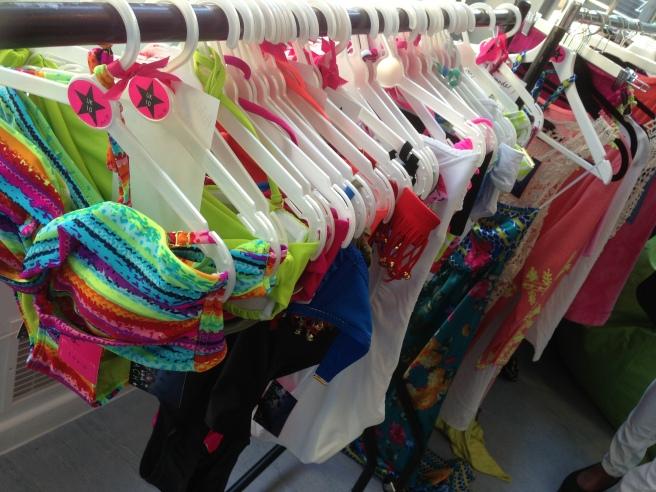 bright swimwear