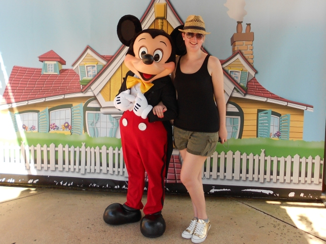 Jen and Mickey
