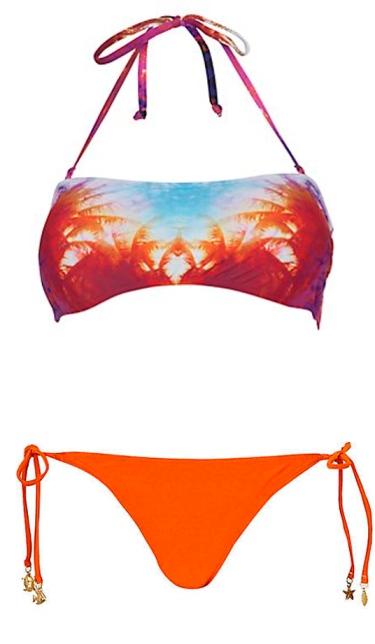 Digital print bikini