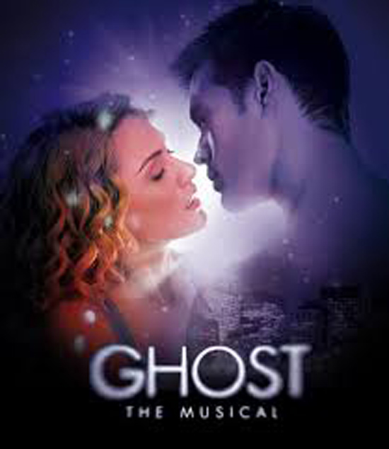 ghost the musical uk