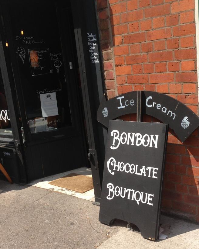 Chocolatier Manchester