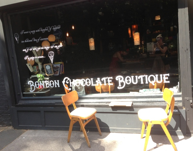 Bonbon Chocolate Boutique