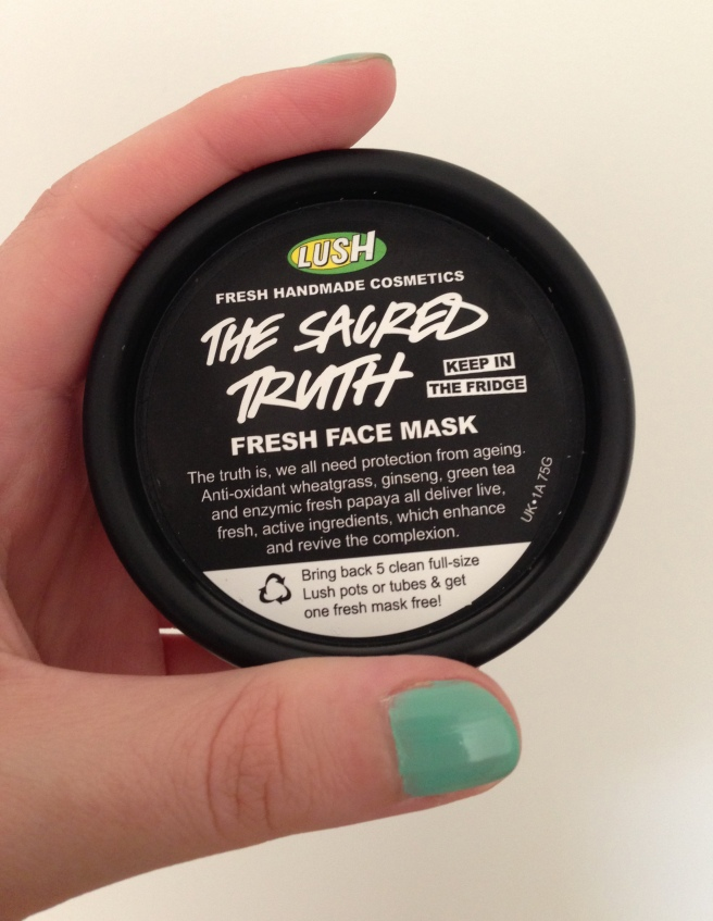 Lush The Sacred Truth