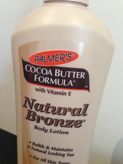 Palmers cocoa fake tan