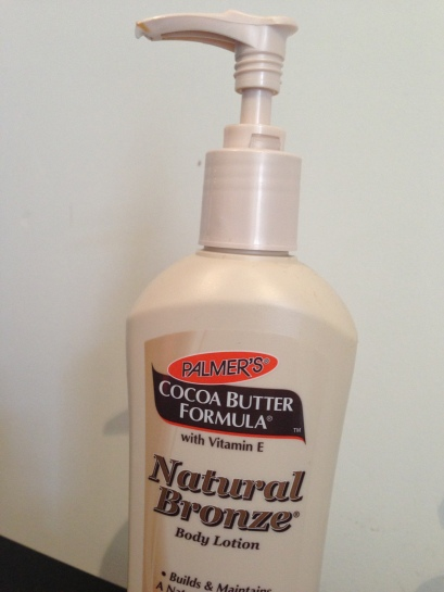 Palmers natural bronze