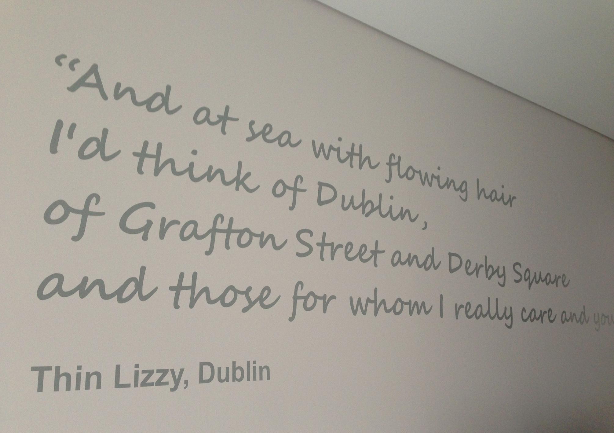 Dublin quote