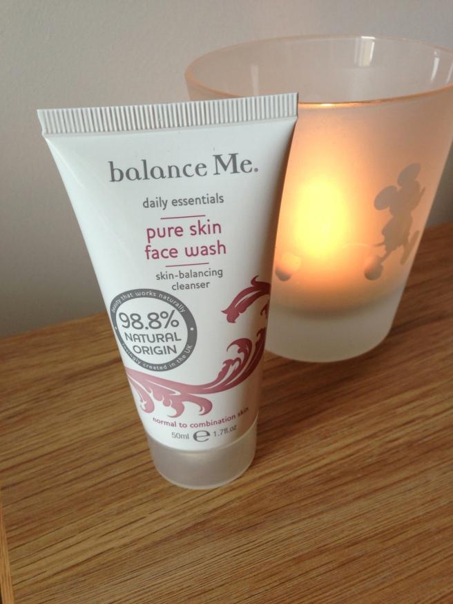 Balance Me face wash
