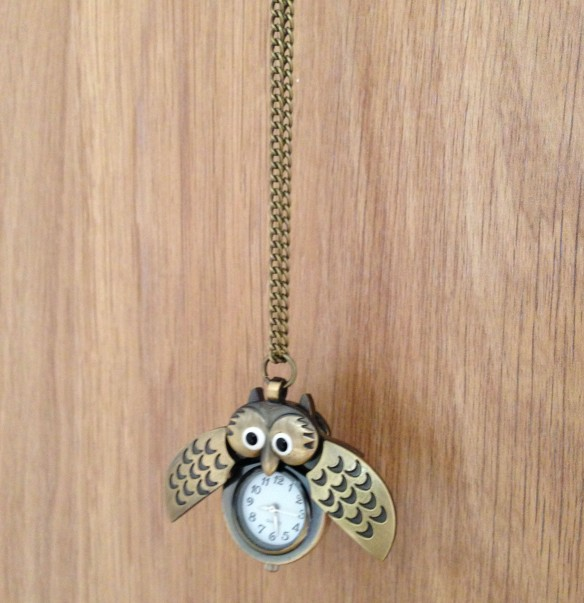 pocketwatch pendant