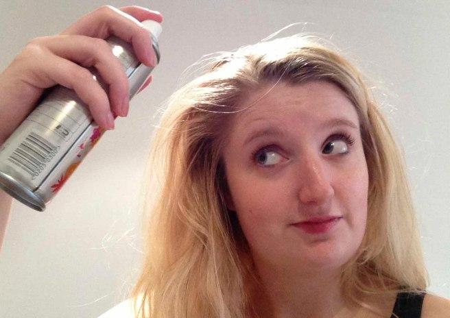 Dry shampoo review