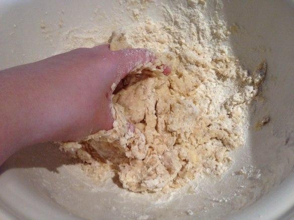 Enriched dough