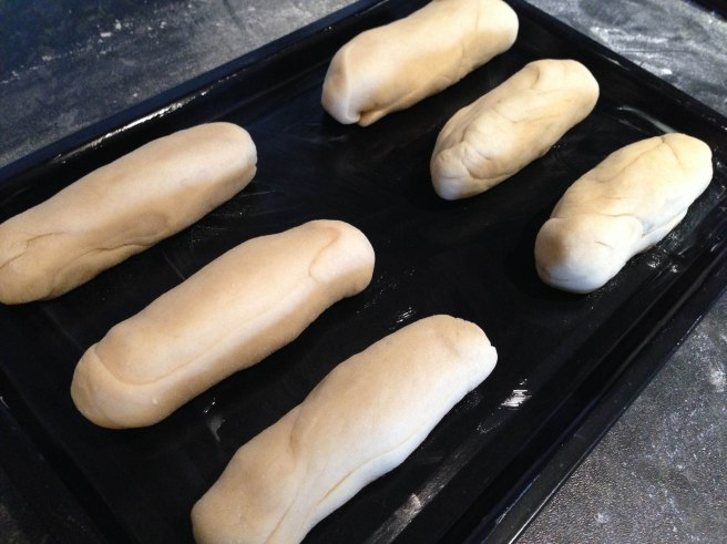 Iced fingers proving