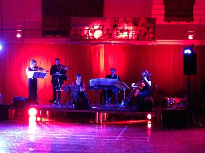 Tango quartet