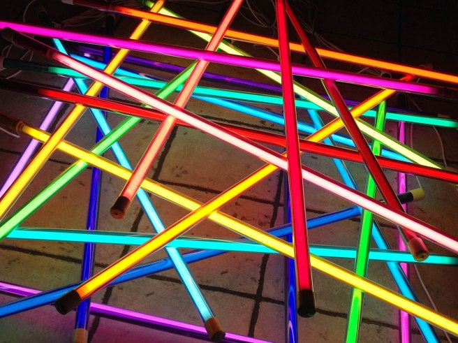 light art trail