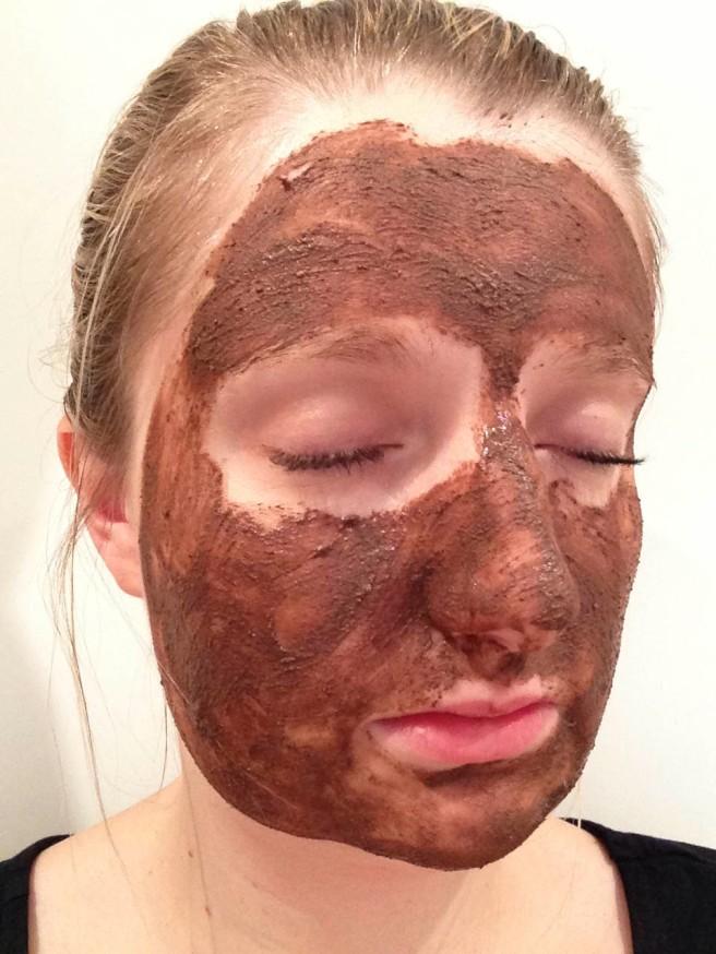 lush face mask
