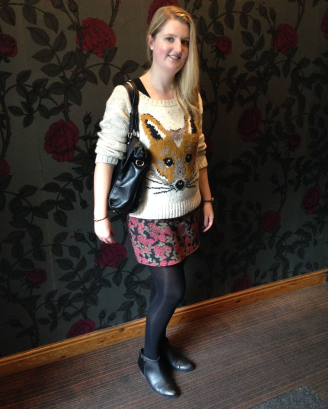 Smart casual autumn look