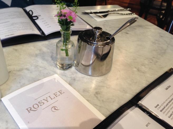 Rosylee tea rooms