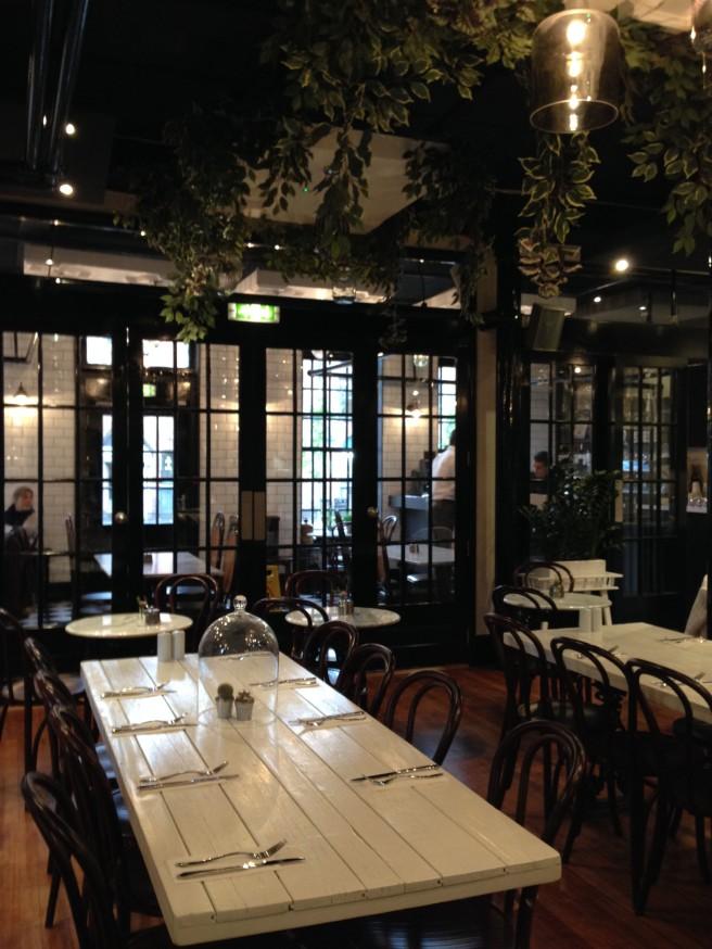 Tea Room Northern Quarter