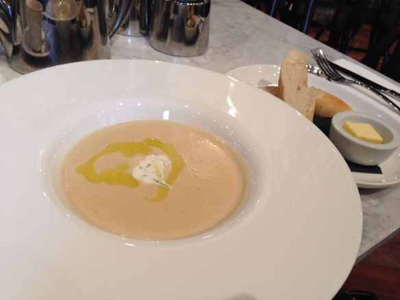 Truffle soup manchester
