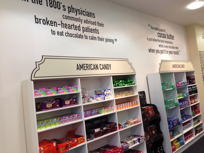 American candy manchester