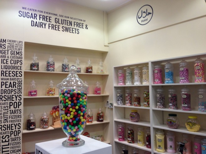 Gluten free sweets in manchester