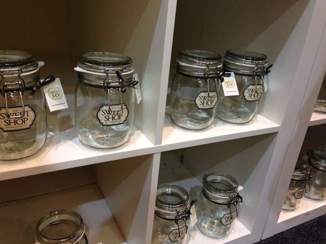 mason jars for sweets