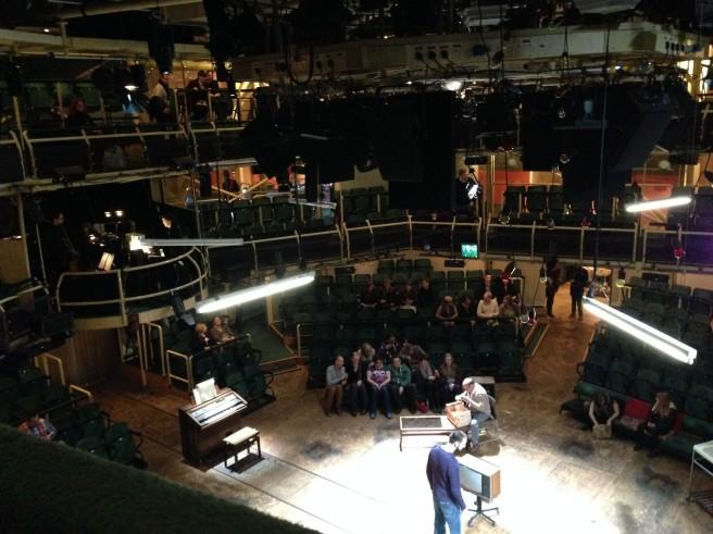 Sweeney Todd Royal Exchange