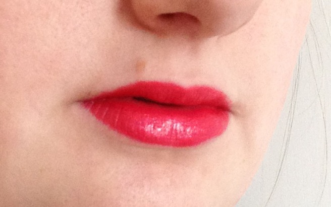 pigmented lip colour