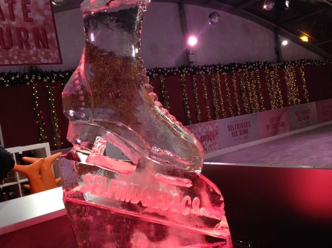Trafford Centre ice skating