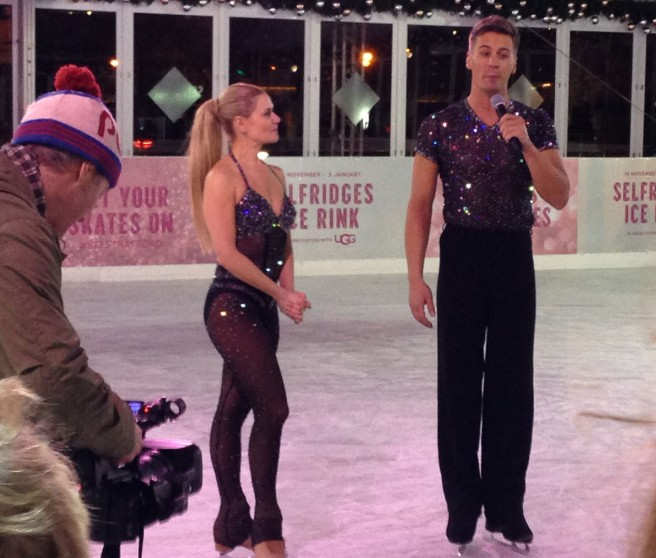 Dancing on Ice Matt