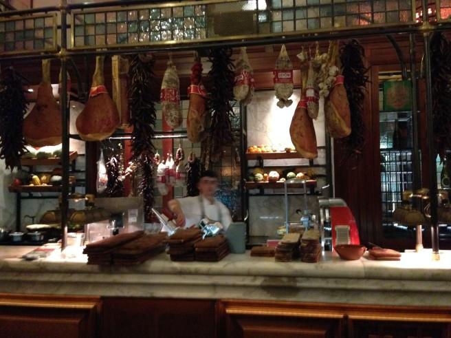 Jamie's Italian bar