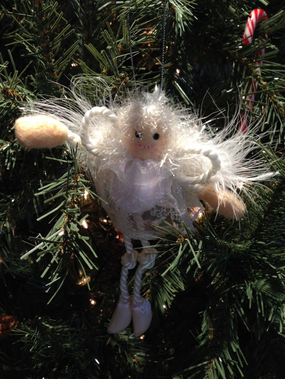 fairy tree ornament