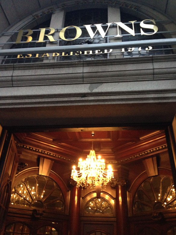 Browns Manchester