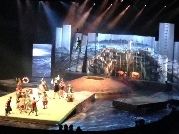 Peter Pan stage show