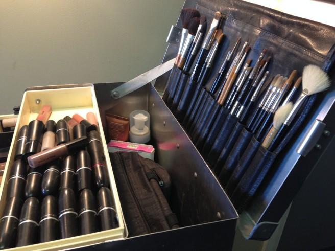 makeup artist case
