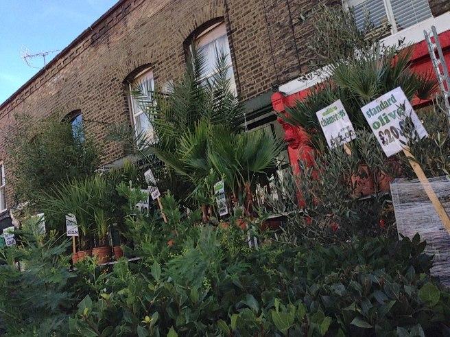 flower market london