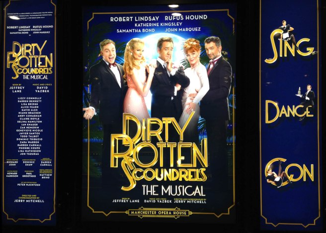 Dirty Rotten Scoundrels musical