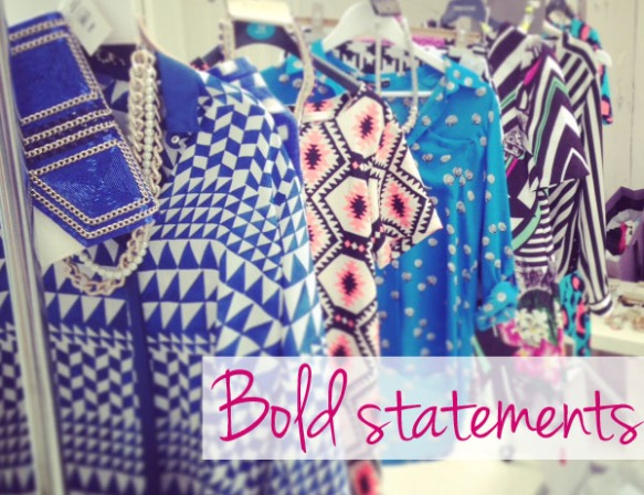 trend bold statements