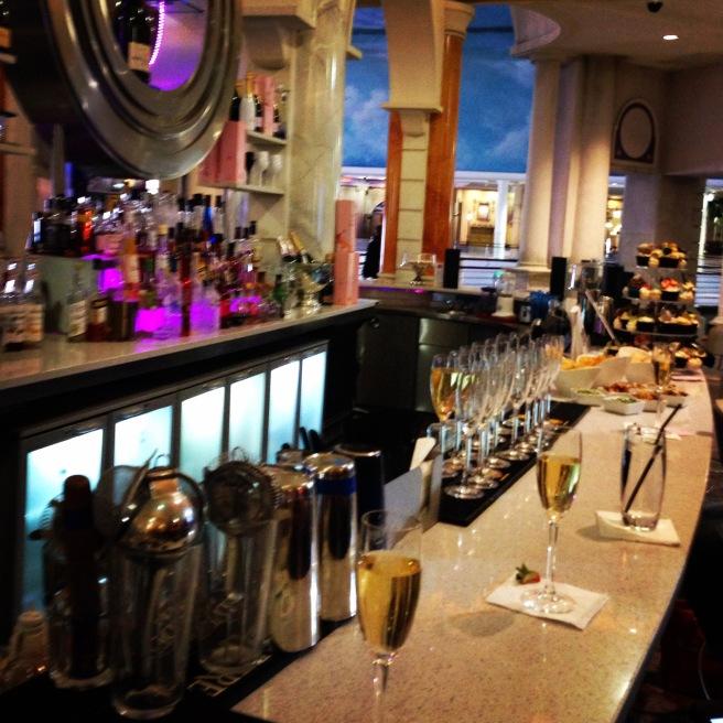 360 champagne bar