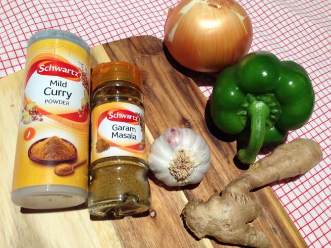 bhuna ingredients